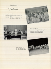 Page 10, 1955 Edition, Colorado College - Nugget Yearbook (Colorado Springs, CO) online yearbook collection