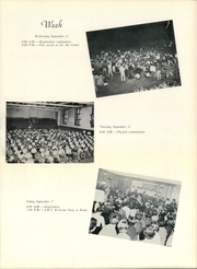 Page 11, 1955 Edition, Colorado College - Nugget Yearbook (Colorado Springs, CO) online yearbook collection