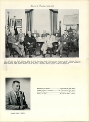 Page 13, 1955 Edition, Colorado College - Nugget Yearbook (Colorado Springs, CO) online yearbook collection