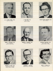 Page 14, 1955 Edition, Colorado College - Nugget Yearbook (Colorado Springs, CO) online yearbook collection
