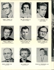 Page 15, 1955 Edition, Colorado College - Nugget Yearbook (Colorado Springs, CO) online yearbook collection