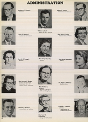 Page 14, 1956 Edition, Colorado College - Nugget Yearbook (Colorado Springs, CO) online yearbook collection