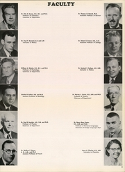 Page 15, 1956 Edition, Colorado College - Nugget Yearbook (Colorado Springs, CO) online yearbook collection