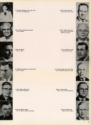 Page 17, 1956 Edition, Colorado College - Nugget Yearbook (Colorado Springs, CO) online yearbook collection