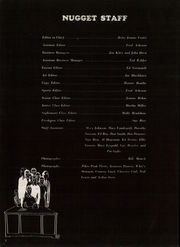 Page 6, 1956 Edition, Colorado College - Nugget Yearbook (Colorado Springs, CO) online yearbook collection