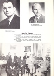Page 10, 1958 Edition, Colorado College - Nugget Yearbook (Colorado Springs, CO) online yearbook collection