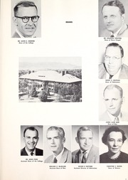 Page 11, 1958 Edition, Colorado College - Nugget Yearbook (Colorado Springs, CO) online yearbook collection
