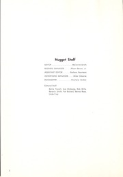 Page 6, 1958 Edition, Colorado College - Nugget Yearbook (Colorado Springs, CO) online yearbook collection