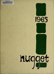 Page 1, 1965 Edition, Colorado College - Nugget Yearbook (Colorado Springs, CO) online yearbook collection