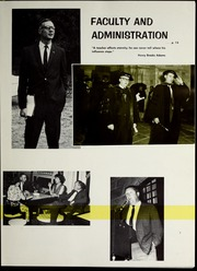 Page 9, 1965 Edition, Colorado College - Nugget Yearbook (Colorado Springs, CO) online yearbook collection