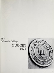 Page 5, 1974 Edition, Colorado College - Nugget Yearbook (Colorado Springs, CO) online yearbook collection