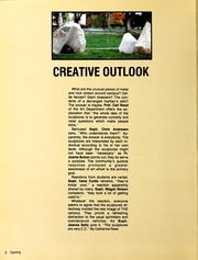 Page 10, 1988 Edition, Colorado College - Nugget Yearbook (Colorado Springs, CO) online yearbook collection