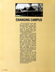 Page 14, 1988 Edition, Colorado College - Nugget Yearbook (Colorado Springs, CO) online yearbook collection
