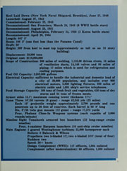 Page 11, 1984 Edition, Iowa (BB 61) - Naval Cruise Book online yearbook collection