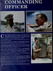 Page 12, 1984 Edition, Iowa (BB 61) - Naval Cruise Book online yearbook collection