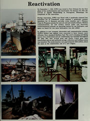 Page 17, 1984 Edition, Iowa (BB 61) - Naval Cruise Book online yearbook collection