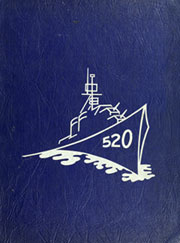 1955 Edition, Isherwood (DD 520) - Naval Cruise Book