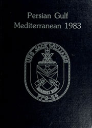 Page 1, 1983 Edition, Jack Williams (FFG 24) - Naval Cruise Book online yearbook collection