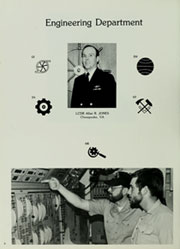 Page 10, 1983 Edition, Jack Williams (FFG 24) - Naval Cruise Book online yearbook collection