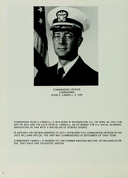 Page 8, 1983 Edition, Jack Williams (FFG 24) - Naval Cruise Book online yearbook collection