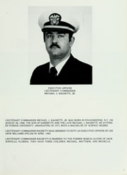 Page 9, 1983 Edition, Jack Williams (FFG 24) - Naval Cruise Book online yearbook collection