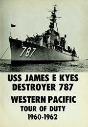 Page 7, 1962 Edition, James Kyes (DD 787) - Naval Cruise Book online yearbook collection