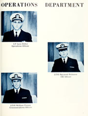 Page 11, 1966 Edition, James Kyes (DD 787) - Naval Cruise Book online yearbook collection