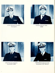 Page 12, 1966 Edition, James Kyes (DD 787) - Naval Cruise Book online yearbook collection
