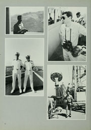 Page 16, 1987 Edition, Jarrett (FFG 33) - Naval Cruise Book online yearbook collection