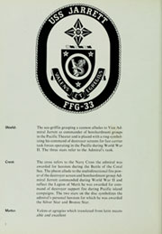 Page 6, 1987 Edition, Jarrett (FFG 33) - Naval Cruise Book online yearbook collection