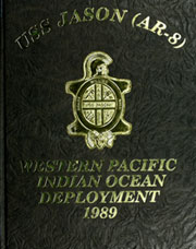 Page 1, 1989 Edition, Jason (AR 8) - Naval Cruise Book online yearbook collection