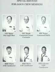 Page 11, 1991 Edition, Jason (AR 8) - Naval Cruise Book online yearbook collection