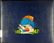 Page 1, 1954 Edition, Jenkins (DDE 447) - Naval Cruise Book online yearbook collection