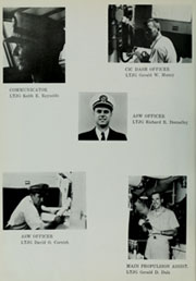 Page 10, 1965 Edition, Jenkins (DD 447) - Naval Cruise Book online yearbook collection