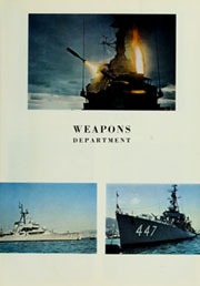Page 17, 1965 Edition, Jenkins (DD 447) - Naval Cruise Book online yearbook collection