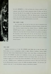 Page 6, 1965 Edition, Jenkins (DD 447) - Naval Cruise Book online yearbook collection