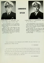 Page 7, 1965 Edition, Jenkins (DD 447) - Naval Cruise Book online yearbook collection