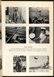 Page 16, 1967 Edition, Jenkins (DD 447) - Naval Cruise Book online yearbook collection