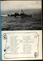 Page 4, 1967 Edition, Jenkins (DD 447) - Naval Cruise Book online yearbook collection