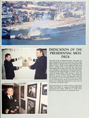 Page 13, 1984 Edition, John F Kennedy (CV 67) - Naval Cruise Book online yearbook collection