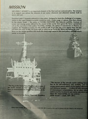 Page 16, 1984 Edition, John F Kennedy (CV 67) - Naval Cruise Book online yearbook collection