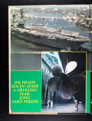 Page 10, 1987 Edition, John F Kennedy (CV 67) - Naval Cruise Book online yearbook collection