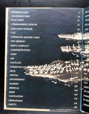 Page 8, 1987 Edition, John F Kennedy (CV 67) - Naval Cruise Book online yearbook collection