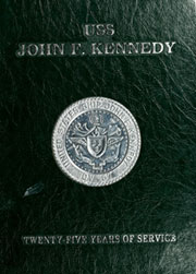 Page 1, 1993 Edition, John F Kennedy (CV 67) - Naval Cruise Book online yearbook collection