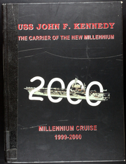 Page 1, 2000 Edition, John F Kennedy (CV 67) - Naval Cruise Book online yearbook collection