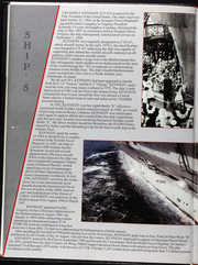 Page 8, 2000 Edition, John F Kennedy (CV 67) - Naval Cruise Book online yearbook collection