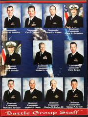 Page 15, 2002 Edition, John F Kennedy (CV 67) - Naval Cruise Book online yearbook collection