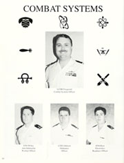 Page 14, 1992 Edition, John Hall (FFG 32) - Naval Cruise Book online yearbook collection