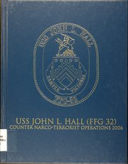Page 1, 2006 Edition, John Hall (FFG 32) - Naval Cruise Book online yearbook collection