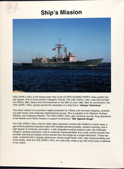 Page 6, 2006 Edition, John Hall (FFG 32) - Naval Cruise Book online yearbook collection